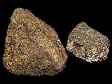 Image of two original NWA 4527 stones.